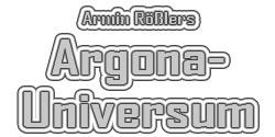 Armin Rößlers Argona-Universum