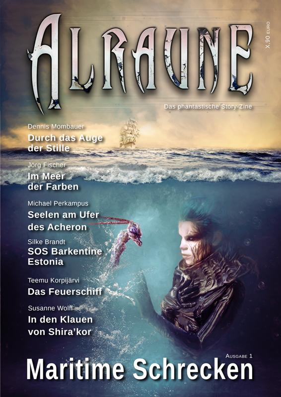 Alraune Ausgabe 1